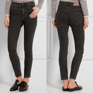 "Madewell • 9"" High Riser Skinny Skinny Jeans"
